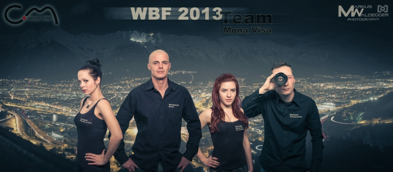 WBF 2013 Team